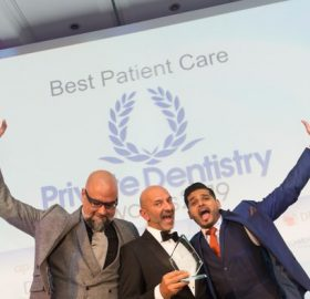 Best Team, Best Patient Care and Practice of The Year Winners!